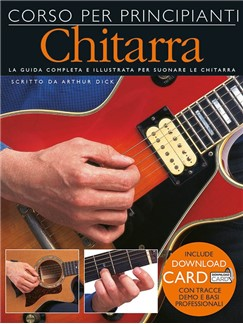 Arthur Dick: Corso Per Principianti - Chitarra (Book/Download Card) Books and Digital Audio | Guitar
