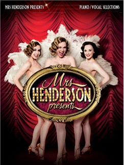 Mrs Henderson Presents (Vocal/Piano Selections) Livre | Voix, Accompagnement Piano