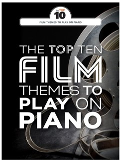 The Top Ten Film Themes To Play On Piano Books | Piano