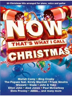 Now That's What I Call Christmas Books | Piano, Vocal & Guitar