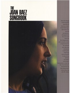 The Joan Baez Songbook Livre | Piano, Chant et Guitare (Symboles d'Accords)