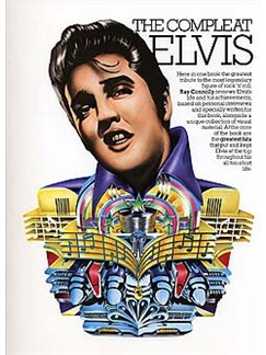 The Compleat Elvis Books | Piano and Voice, with Guitar chord symbols