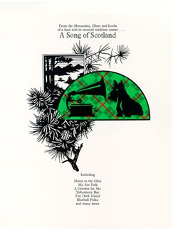 A Song Of Scotland Books | Piano and Voice, with Guitar chord symbols