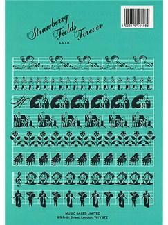 The Beatles: Strawberry Fields Forever (SATB/Piano) Books | Soprano, Alto, Tenor, Bass, Piano