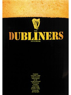 The Dubliners' Songbook Livre | Ligne De Mélodie, Paroles et Accords (Symboles d'Accords)