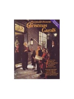 Everybody's Favourite Christmas Carols Books | Piano and Voice, with Guitar chord symbols