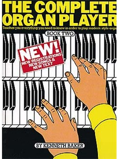The Complete Organ Player: Book 2 Books | Organ, with chord symbols