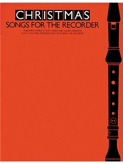 Christmas Songs For The Recorder Books | Recorder