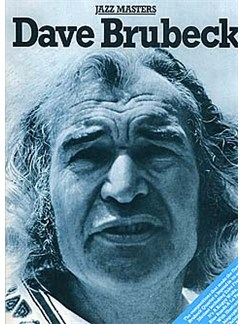 Dave Brubeck: Jazz Masters Livre | Piano et Guitare (Symboles d'Accords)