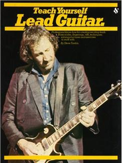 Teach Yourself Lead Guitar Bog | Guitar Tab(med grebsoversigt)