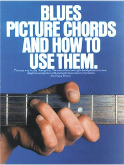 Blues Picture Chords And How To Use Them Books | Guitar