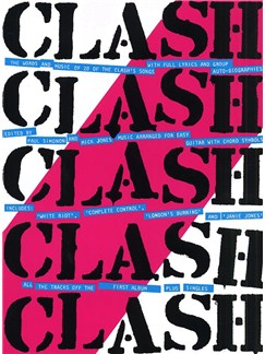 The Clash Songbook Books | Melody Line, Lyrics & Chords
