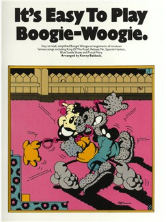 It's Easy To Play Boogie-Woogie Books | Piano