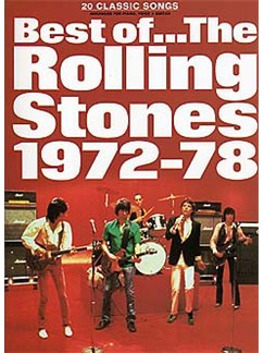 Best Of The Rolling Stones: Volume 2 1972-1978 Livre | Piano, Chant et Guitare (Boîtes d'Accord)