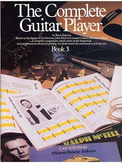 The Complete Guitar Player: Book 3 Books | Guitar, with chord symbols