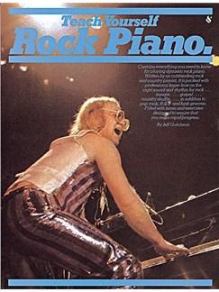 Teach Yourself Rock Piano Books | Piano