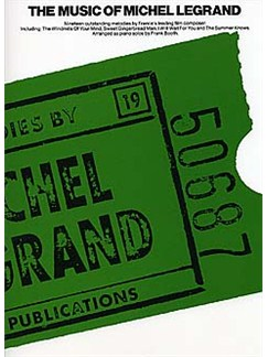 The Music Of Michel Legrand Books | Piano