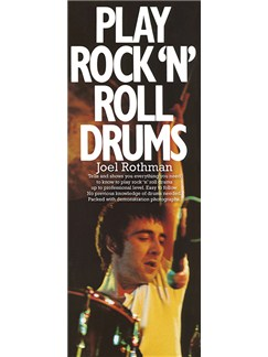 Play Rock 'N' Roll Drums Books | Drums