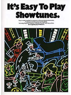 It's Easy To Play Showtunes Books | Piano and Voice, with Guitar chord symbols