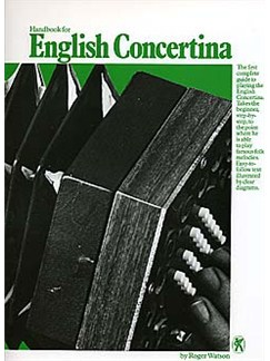 Handbook For English Concertina Books | Concertina