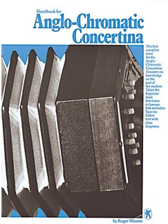 Handbook For Anglo-Chromatic Concertina Books | Concertina