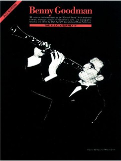 Benny Goodman: Jazz Masters Series B Flat Instruments Edition Books | B Flat Instruments