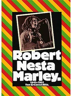 Robert Nesta Marley: 1945-1981 Books | Piano and Voice, with Guitar chord symbols