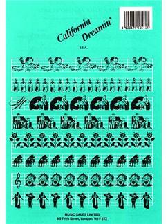 The Mamas And Papas: California Dreaming (SSA) Books | SSA, Piano Accompaniment