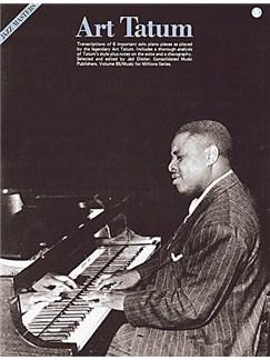 Art Tatum: Jazz Masters Series Books | Piano & Guitar, with chord symbols