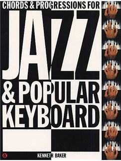 Chords And Progressions for Jazz And Popular Keyboard Books | Keyboard