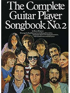 The Complete Guitar Player: Songbook No.2 Books | Melody line, Lyrics & Chord, with guitar chord boxes