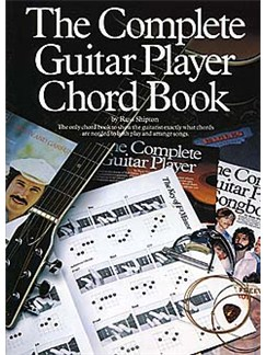 The Complete Guitar Player: Chord Book Books | Guitar, with guitar chord boxes