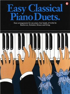 Easy Classical Piano Duets Books | Piano Duet
