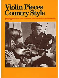 Violin Pieces Country Style Books | Violin, Piano