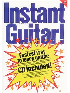 Instant Guitar! Books and CDs | Guitar