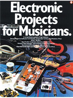 Electronic Projects For Musicians Libro |