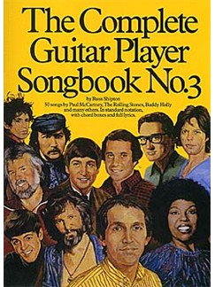 The Complete Guitar Player: Songbook No.3 Books | Melody Line, Lyrics & Chords (with Chord Boxes)