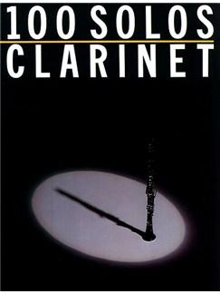 100 Solos: Clarinet Livre | Clarinette