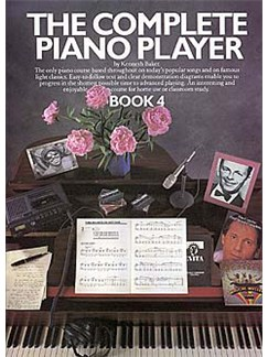 The Complete Piano Player: Book 4 Books | Piano & Guitar, with chord symbols