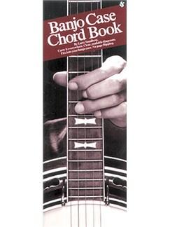 Banjo Case Chord Book Books | Banjo, with guitar chord boxes