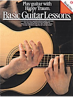 Basic Guitar Lessons Book 1 Books | Guitar