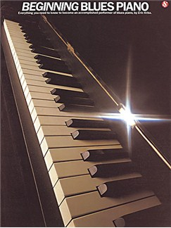 Beginning Blues Piano Books | Piano & Guitar, with chord symbols