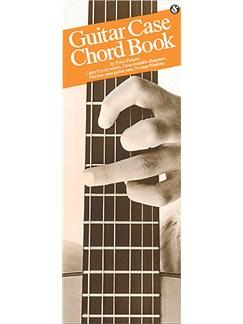 Guitar Case Chord Book Books | Guitar