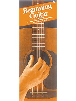 Beginning Guitar Books | Guitar, with guitar chord boxes