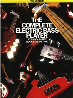 The Complete Electric Bass Player Book 1: The Method Books | Bass Guitar, with chord symbols