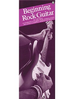 Beginning Rock Guitar Books | Guitar, with guitar chord boxes