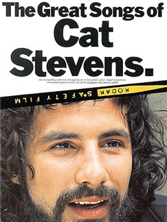 The Great Songs Of Cat Stevens Books | Piano and Voice, with Guitar chord boxes
