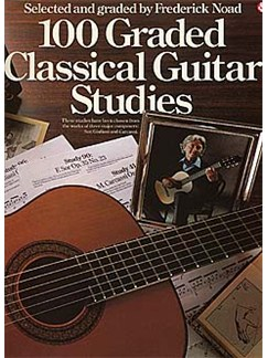 100 Graded Classical Guitar Studies Books | Guitar, Classical Guitar