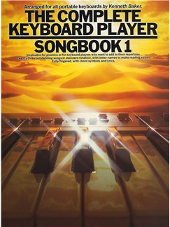 The Complete Keyboard Player: Songbook 1 Books | Melody line & lyrics, with chord symbols