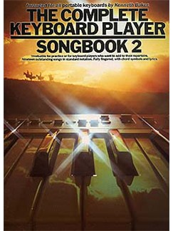 The Complete Keyboard Player: Songbook 2 Books | Melody line & lyrics, with chord symbols